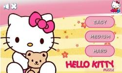 Hello Kitty Puzzle-sda screenshot 1/5