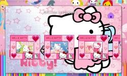 Hello Kitty Puzzle-sda screenshot 2/5