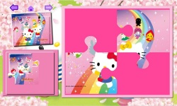 Hello Kitty Puzzle-sda screenshot 5/5