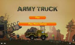ARMY TRUCK screenshot 1/3