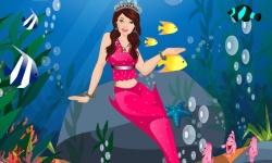 Cute Mermaid Dress Up screenshot 2/2