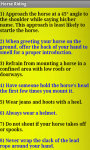 Horse Riding - Tips screenshot 4/4