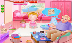 Baby Gril Valentines Day screenshot 2/6