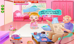 Baby Gril Valentines Day screenshot 3/6