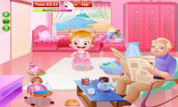 Baby Gril Valentines Day screenshot 4/6