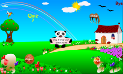 Kids Learning Animals Fruits screenshot 1/6