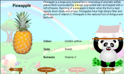 Kids Learning Animals Fruits screenshot 3/6