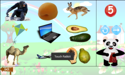 Kids Learning Animals Fruits screenshot 5/6