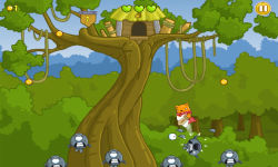 Tree House Hero screenshot 2/4