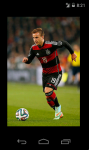 Mario Gotze Germany 2014 World Cup Wallpaper screenshot 1/6