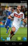 Mario Gotze Germany 2014 World Cup Wallpaper screenshot 6/6