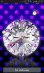 Diamond Alarm clock and Flashlight screenshot 3/4