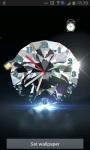Diamond Alarm clock and Flashlight screenshot 4/4