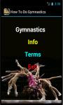 Gymnastics Artistic screenshot 2/4