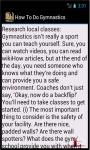 Gymnastics Artistic screenshot 4/4