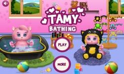 Kitty Bathing screenshot 3/3