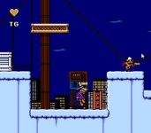 Darkwing Duck Game for Android screenshot 2/4