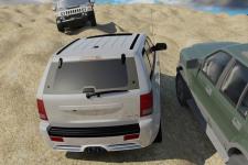 Safari Desert Racing 3D Stunt screenshot 1/4