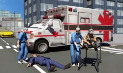 Ambulance Driver 3d Parking screenshot 4/4