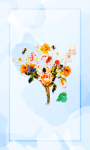 Flower Water Color Live Wallpaper screenshot 3/6