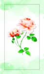 Flower Water Color Live Wallpaper screenshot 4/6