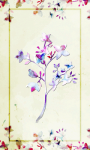 Flower Water Color Live Wallpaper screenshot 5/6