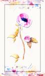 Flower Water Color Live Wallpaper screenshot 6/6