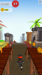Ninja running games 3d screenshot 4/6