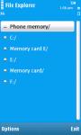 ES File Explorer Manager screenshot 1/2