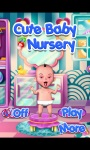 Cute Baby Nursery Game screenshot 1/3