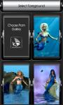 Mermaid Zipper Lock Screen screenshot 3/6