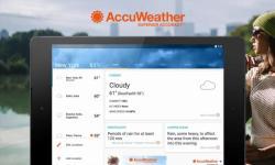 AccuWeather personal screenshot 1/6
