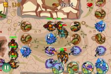 Fish against Crawfish - Tower Defense  screenshot 3/6