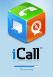 iCall VoIP screenshot 1/4