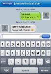 iCall VoIP screenshot 3/4