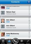 iCall VoIP screenshot 4/4