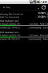 aMule Remote screenshot 1/4