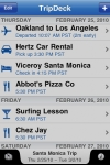 TripDeck Travel Itinerary Manager screenshot 1/1