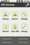 SMS Backup Restore - AD FREE screenshot 3/6