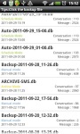 SMS Backup Restore - AD FREE screenshot 5/6