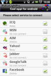 Agile Messenger for Android screenshot 1/4