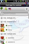 Agile Messenger for Android screenshot 2/4
