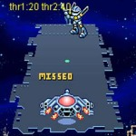 Space Cricket screenshot 2/2
