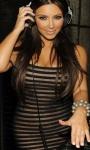 Live wallpapers Kim Kardashian screenshot 2/3