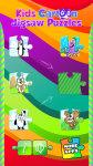 Kids Cartoon Jigsaw Puzzles screenshot 1/5