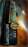 Line Of Battleships: Naval War screenshot 1/3