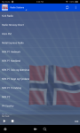 Norway Radio Stations screenshot 1/3