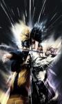 Naruto Sasuke Touch Live Wallpaper screenshot 2/4