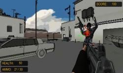 Ghost Soldiers screenshot 1/4