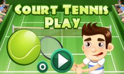 Court Tennis Play screenshot 6/6